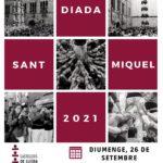 2021 – Actuació a la Plaça de la Paeria el dia 26 de setembre del 2021 – San Miquel